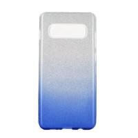 Гръб Forcell SHINING - Samsung Galaxy S10 Plus - син