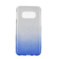Гръб Forcell SHINING - Samsung Galaxy S10 Lite - син