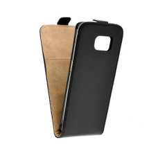 Калъф Flip Case Slim Flexi Fresh - Samsung Galaxy S6 Edge  черен
