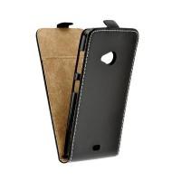 Калъф Flip Case Slim Flexi Fresh - Nokia 535 черен