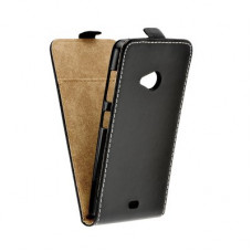 Калъф Flip Case Slim Flexi Fresh - Nokia 535 черен