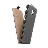 Калъф Flip Case Slim Flexi Fresh - Samsung Galaxy J6 Plus черен
