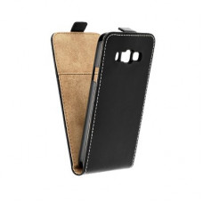 Калъф Flip Case Slim Flexi Fresh - Samsung Galaxy A3 черен