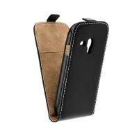 Калъф Flip Case Slim Flexi Fresh - Samsung Galaxy S3 Mini черен