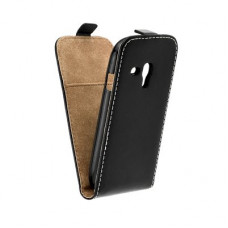 Калъф Flip Case Slim Flexi Fresh - Samsung Galaxy S3 Mini черен