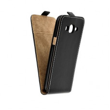 Калъф Flip Case Slim Flexi Fresh - Samsung Galaxy J5 черен