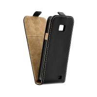 Калъф Flip Case Slim Flexi Fresh - Samsung Galaxy S2 черен