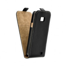 Калъф Flip Case Slim Flexi Fresh - Samsung Galaxy S2 черен