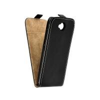 Калъф Flip Case Slim Flexi Fresh - Nokia 650 черен