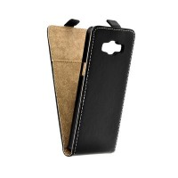 Калъф Flip Case Slim Flexi Fresh - Samsung Galaxy A5 черен