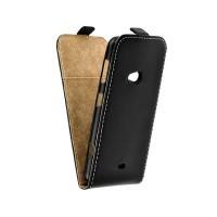Калъф Flip Case Slim Flexi Fresh - Nokia Lumia 625 черен