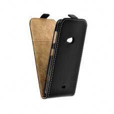 Калъф Flip Case Slim Flexi Fresh - Nokia Lumia 625 черен