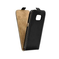 Калъф Flip Case Slim Flexi Fresh - Samsung Galaxy M30 черен