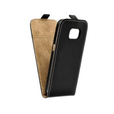 Калъф Flip Case Slim Flexi Fresh - Samsung Galaxy M20 черен