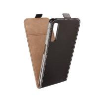Калъф Flip Case Slim Flexi Fresh - Samsung Galaxy A7 2018 черен
