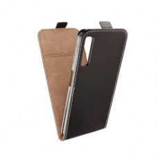 Калъф Flip Case Slim Flexi Fresh - Samsung Galaxy A7 2018 черен