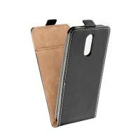 Калъф Flip Slim Flexi Fresh - LG Q7 Plus черен