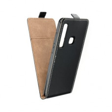 Калъф Flip Case Slim Flexi Fresh - Samsung Galaxy A9 2018 черен