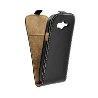 Калъф Flip Case Slim Flexi Fresh - Samsung Galaxy Grand Neo черен