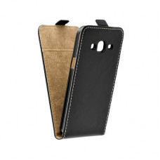 Калъф Flip Case Slim Flexi Fresh - Samsung Galaxy J3 черен