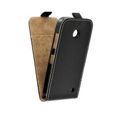 Калъф Flip Case Slim Flexi Fresh - Nokia 635 черен