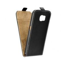Калъф Flip Case Slim Flexi Fresh - Samsung Galaxy S6 черен