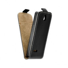 Калъф Flip Case Slim Flexi Fresh - Nokia 515 черен