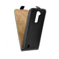 Калъф Flip Slim Flexi Fresh - LG K10 черен