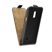 Калъф Flip Case Slim Flexi Fresh - Samsung Galaxy S5 Mini черен