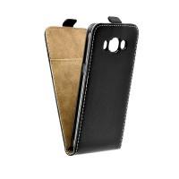 Калъф Flip Case Slim Flexi Fresh - Samsung Galaxy J5 2016 черен
