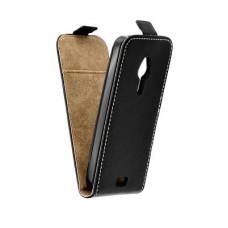Калъф Flip Case Slim Flexi Fresh - Nokia 230 черен