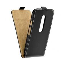 Калъф Flip Slim Flexi Fresh - Motorola Moto G6 Play черен