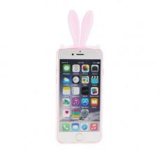 3D Гръб розови ушички - Huawei P8 Lite