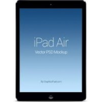 Apple IPad Air Wi-Fi 64GB Black