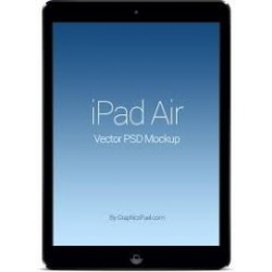 Apple iPad Air 64GB 4G Black