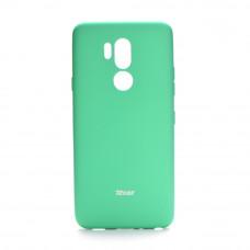 Гръб Roar Colorful Jelly - LG G7 ThinQ мента