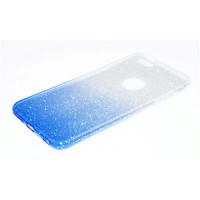 Гръб Jelly Case Glitter за Samsung Galaxy S7 Edge G935 Blue