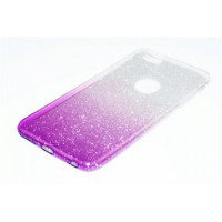Гръб Jelly Case Glitter за Samsung Galaxy S7 Edge G935 Purple