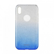 Калъф KAKU OMBRE - Apple iPhone X син