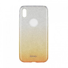 Калъф KAKU OMBRE - Apple iPhone X златен