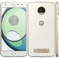 Motorola Moto Z Play 32GB Dual SIm White