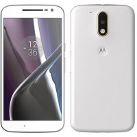 Motorola Moto G4 16GB Dual XT1622 White