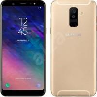 Samsung Galaxy A6+ 32GB Dual A605 Gold