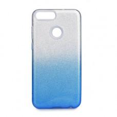 Гръб Forcell SHINING - Huawei P40 Lite E  син