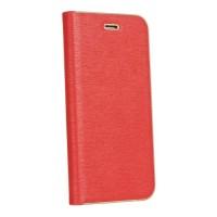 Калъф Luna Book - Samsung Galaxy Note 10 Plus червен