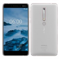 Nokia 6.1 32GB 2nd Generation 2018 White/Iron