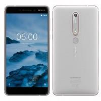 Nokia 6.1 32GB 2nd Generation 2018 White/Iron