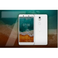 Nokia 7 Plus 64GB Dual White/Copper