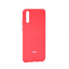 Гръб Roar Colorful Jelly - Huawei P20 Lite червен
