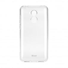Гръб Jelly Case Roar - Huawei Honor 6A прозрачен